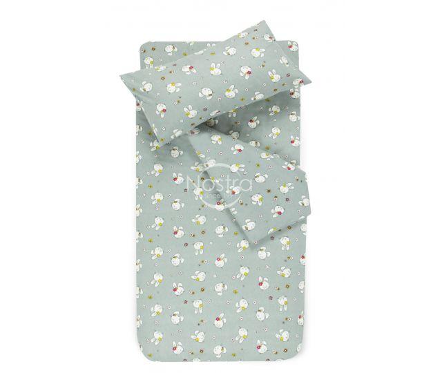 Детское фланелевое постельное белье LOVELY BUNNY