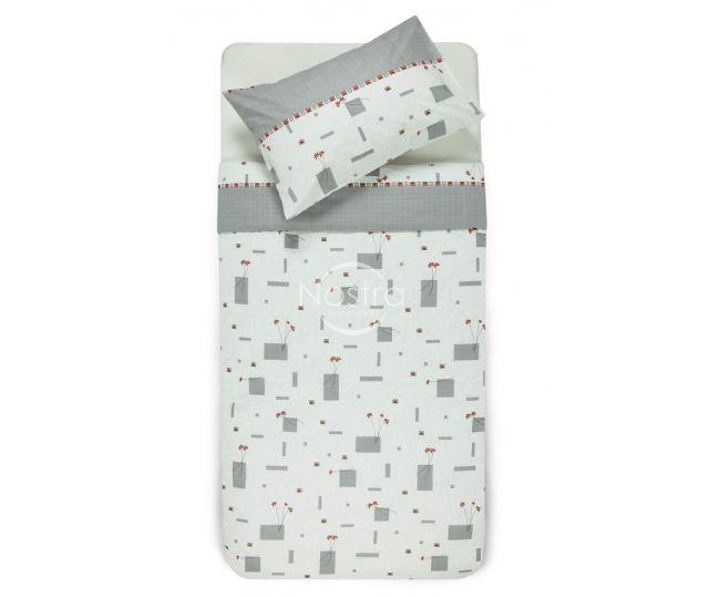Dažādšķiedru gultas veļa HAYDEN