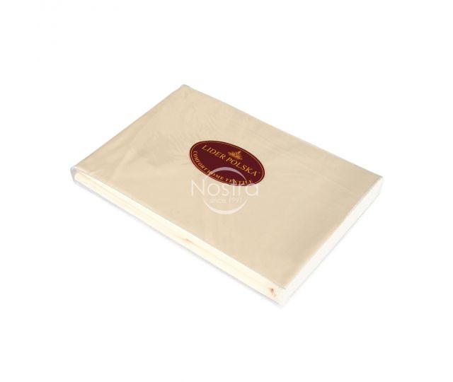 Flat polyester sheet