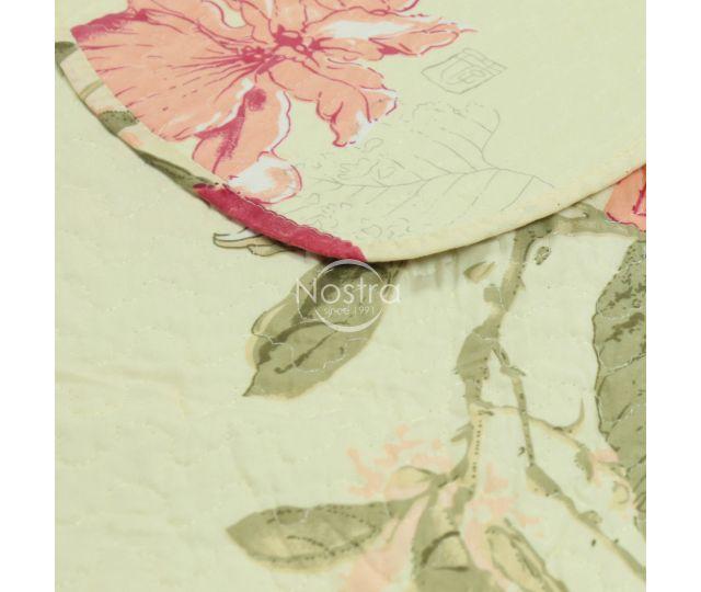 Izšūts gultas pārvalks L0025-MELON