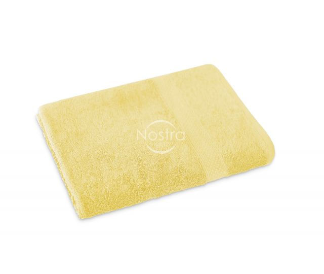 Dvielis 550 g/m2 550-L.YELLOW