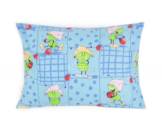 Bērnu katūna gultas veļa PLAYFUL FRIENDS