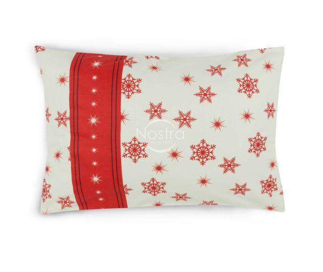 Flaneļa gultas veļa BRENDA 40-0996-WINE RED