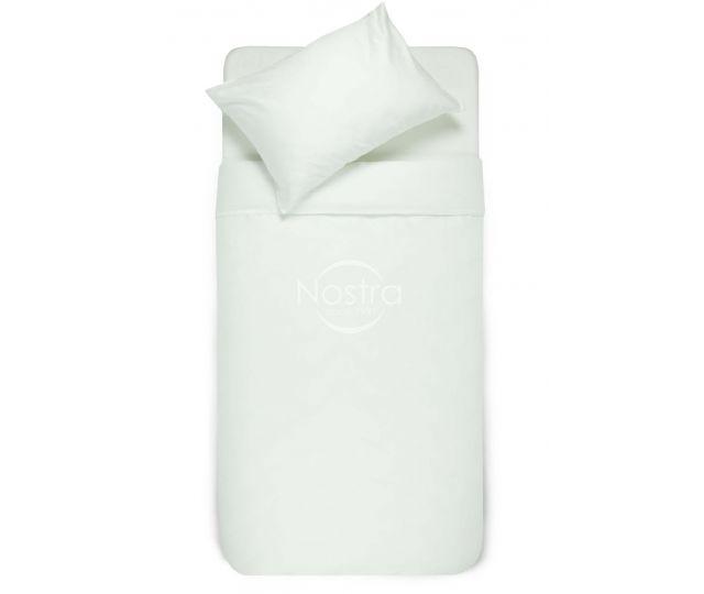 Mako satīna gultas veļa CAMILA 00-0000-OPT.WHITE