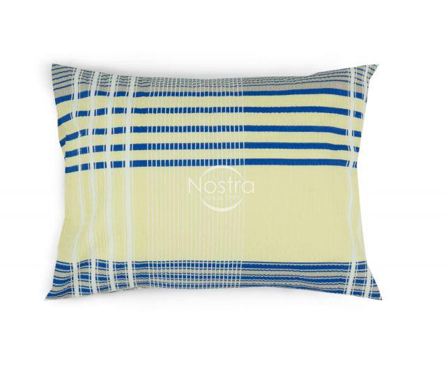 Burzīta gultas veļa ELORA 30-0416-NAVY