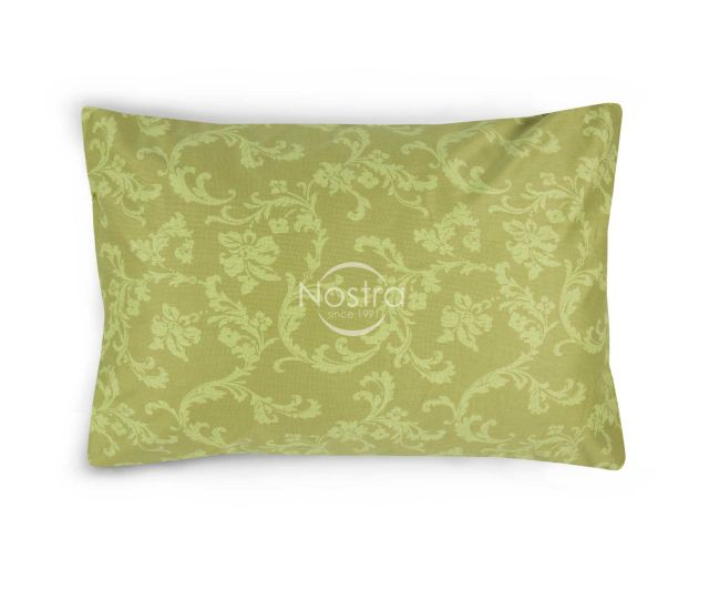 Mako satīna gultas veļa CHARLI 40-0675-GREEN 2
