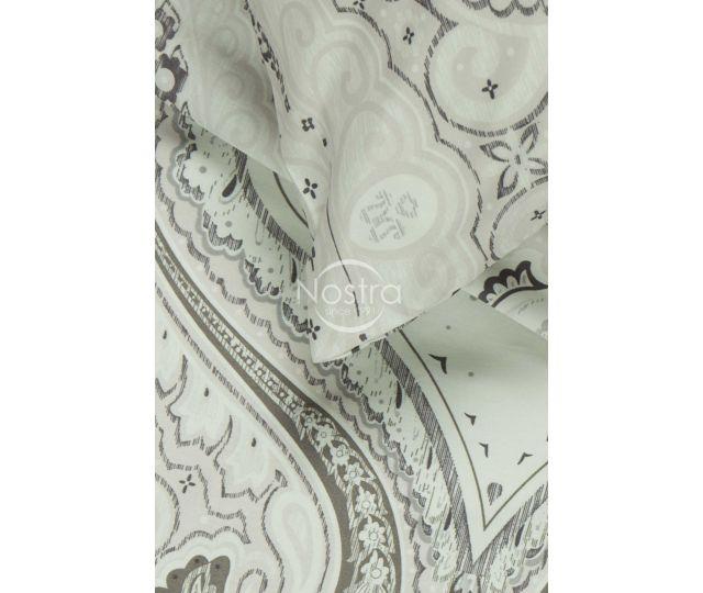 Mako satīna gultas veļa CELESTE 40-0643-GREY