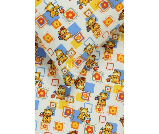 Children flannel bedding set SMALL BEARS