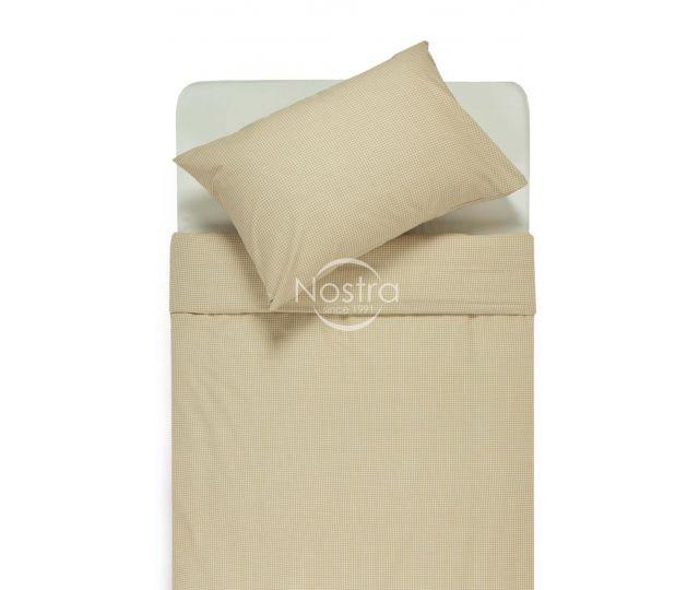 Bērnu katūna gultas veļa LITTLE CHECKS 30-0200-MOCA