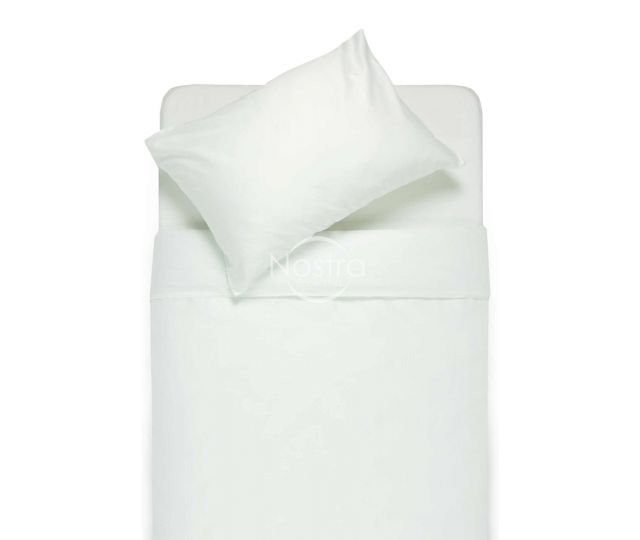 Satīna gultas veļa ADELA 00-0001-OFF WHITE