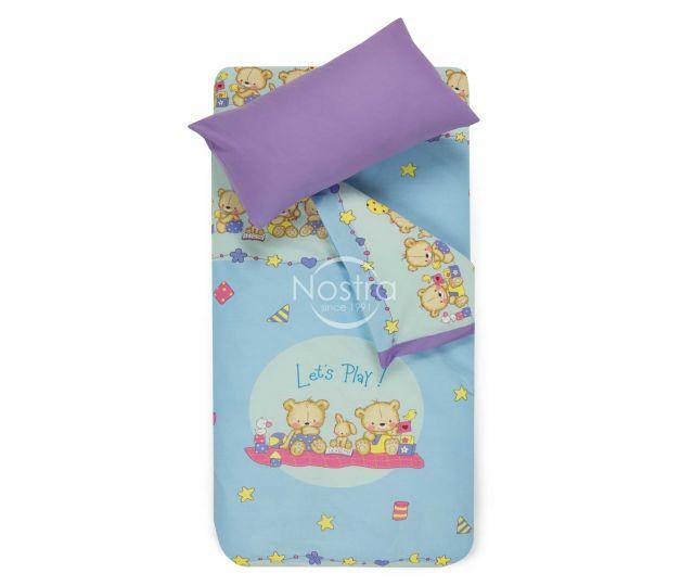 Bērnu katūna gultas veļa BEARS