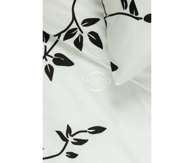 Satīna gultas veļa AGGI 20-1385-WHITE