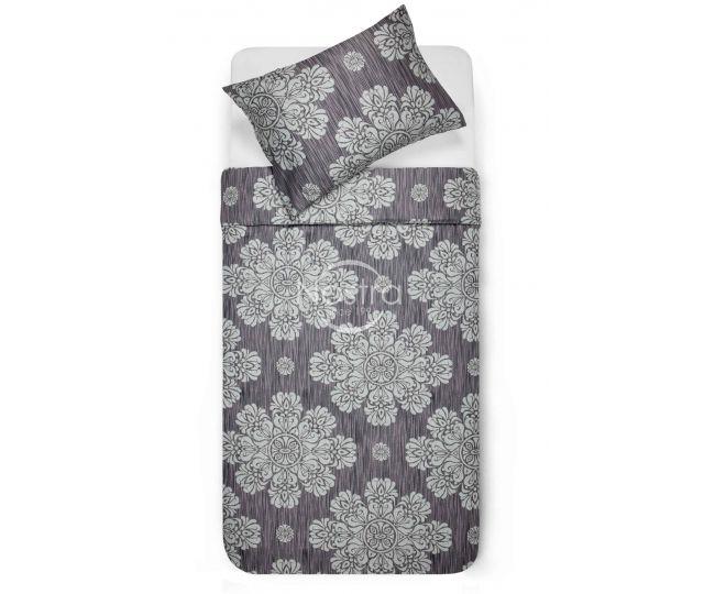 Satīna gultas veļa ALEXIS 40-0882-IRON GREY