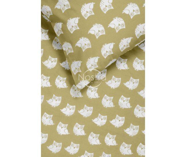 Bērnu katūna gultas veļa PRETTY OWL