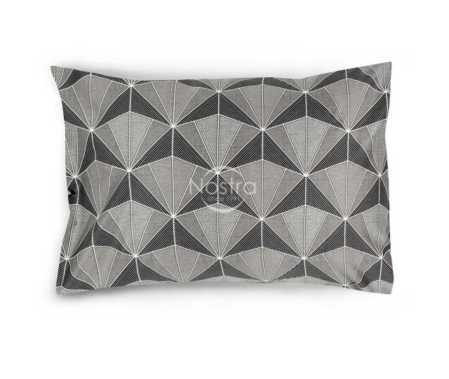 Satīna gultas veļa AILEEN 30-0506-GREY 220x240, 50x70 cm