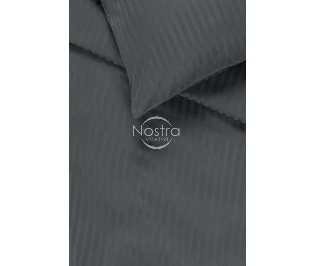 Satīna gultas veļa ALIANORA 00-0240-IRON GREY 220x240, 50x70 cm