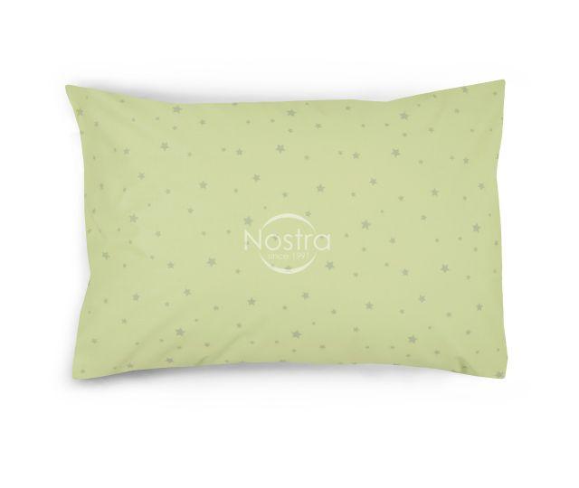 Bērnu katūna gultas veļa TINY STARS 10-0511-L.CREAM