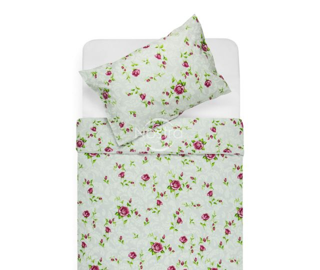 Kokvilnas gultas veļa DORLA