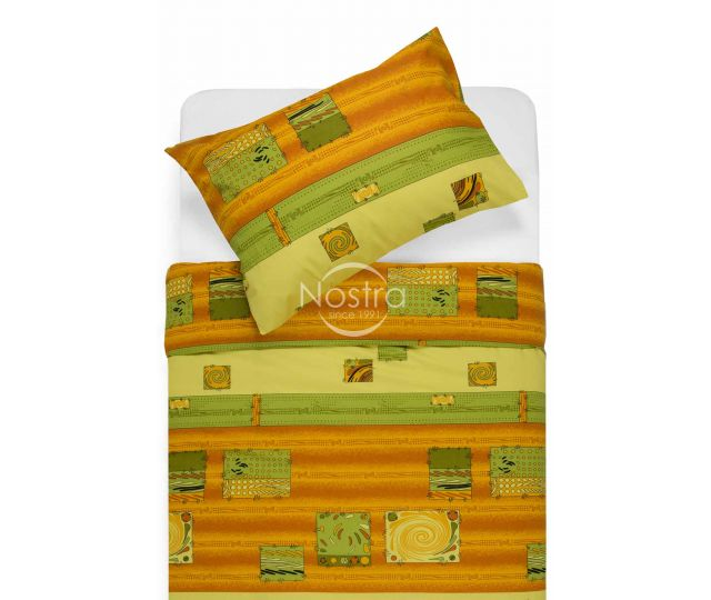Kokvilnas gultas veļa DIZZY