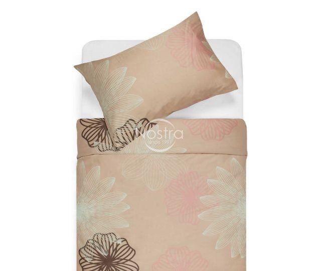 Satīna gultas veļa AGNIA 20-1445-PINK