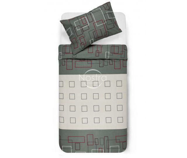 Kokvilnas gultas veļa DELILAH