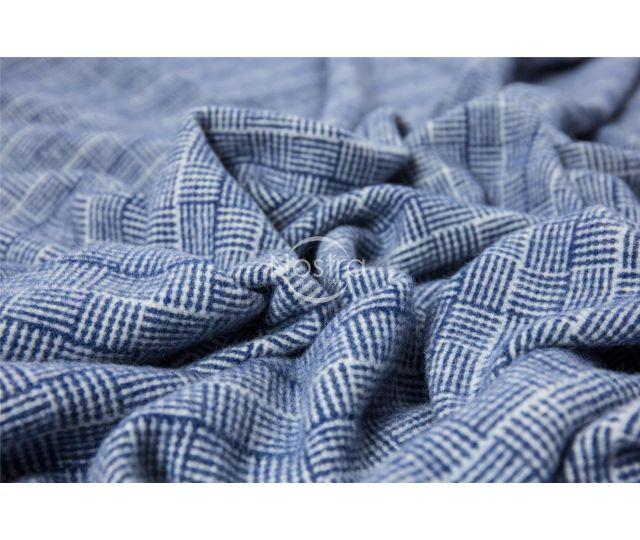 Vilnas pleds MERINO-300 80-3224-BLUE