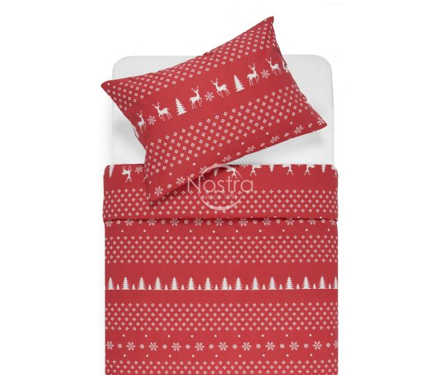 Flannel bedding set BIANCA