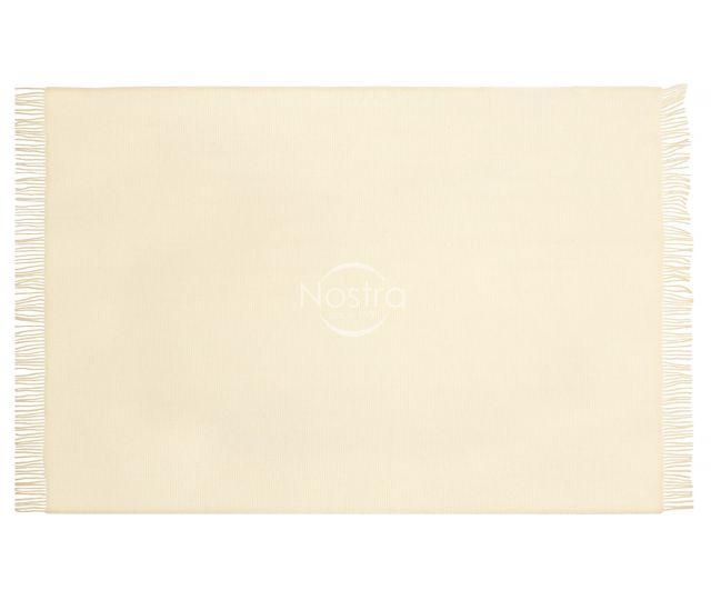 Pleds ZELANDIA LUX-400 80-3252-WHITE
