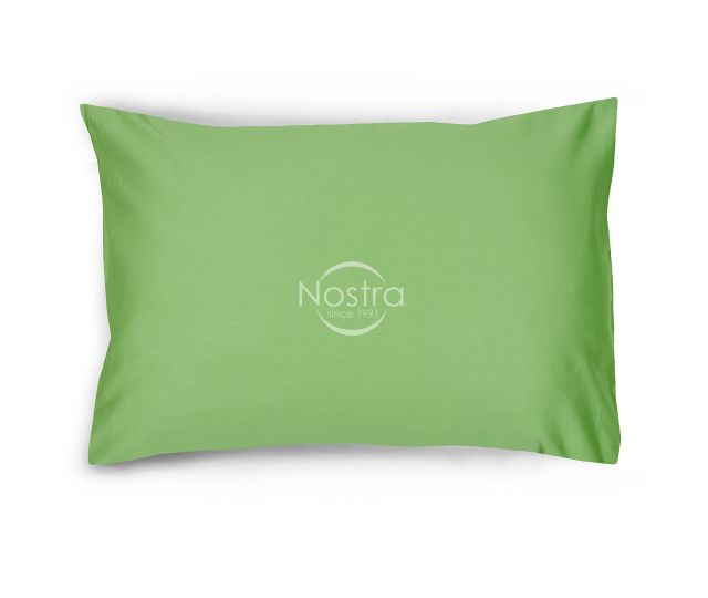 Dyed sateen pillow cases with zipper