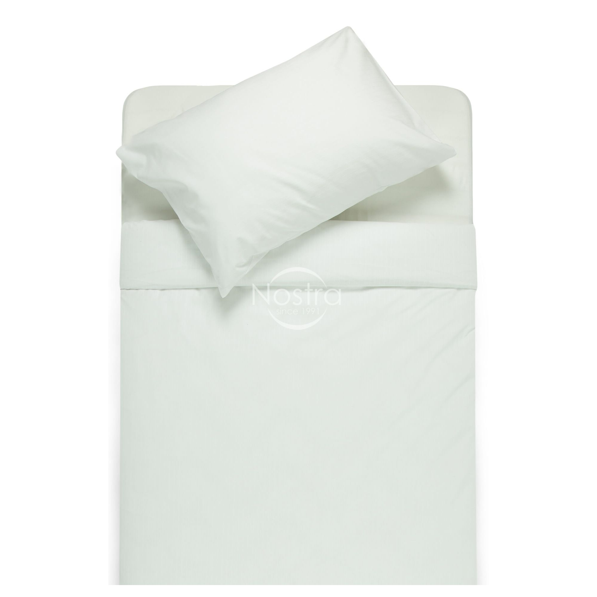 Segas pārvalks 406-BED 00-0000-OPT.WHITE