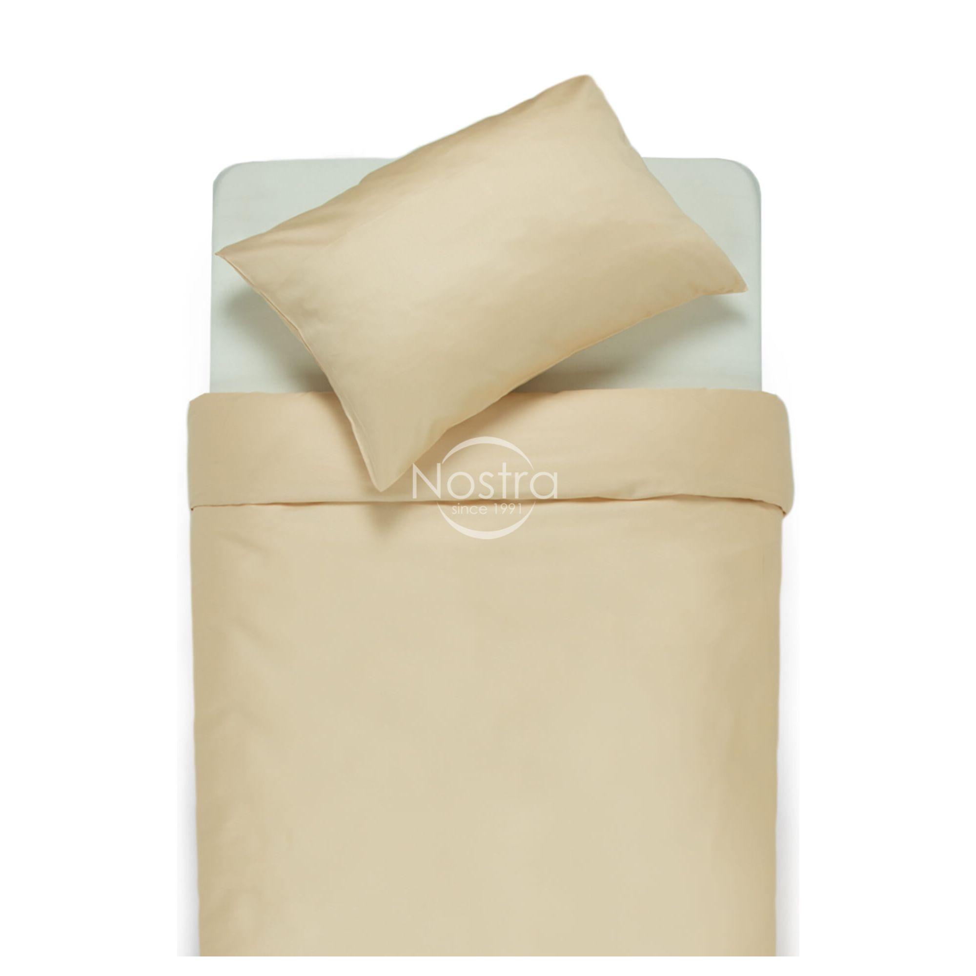 Satīna gultas veļa ADRINA 00-0060-0 BEIGE MON 220x240, 50x70 cm
