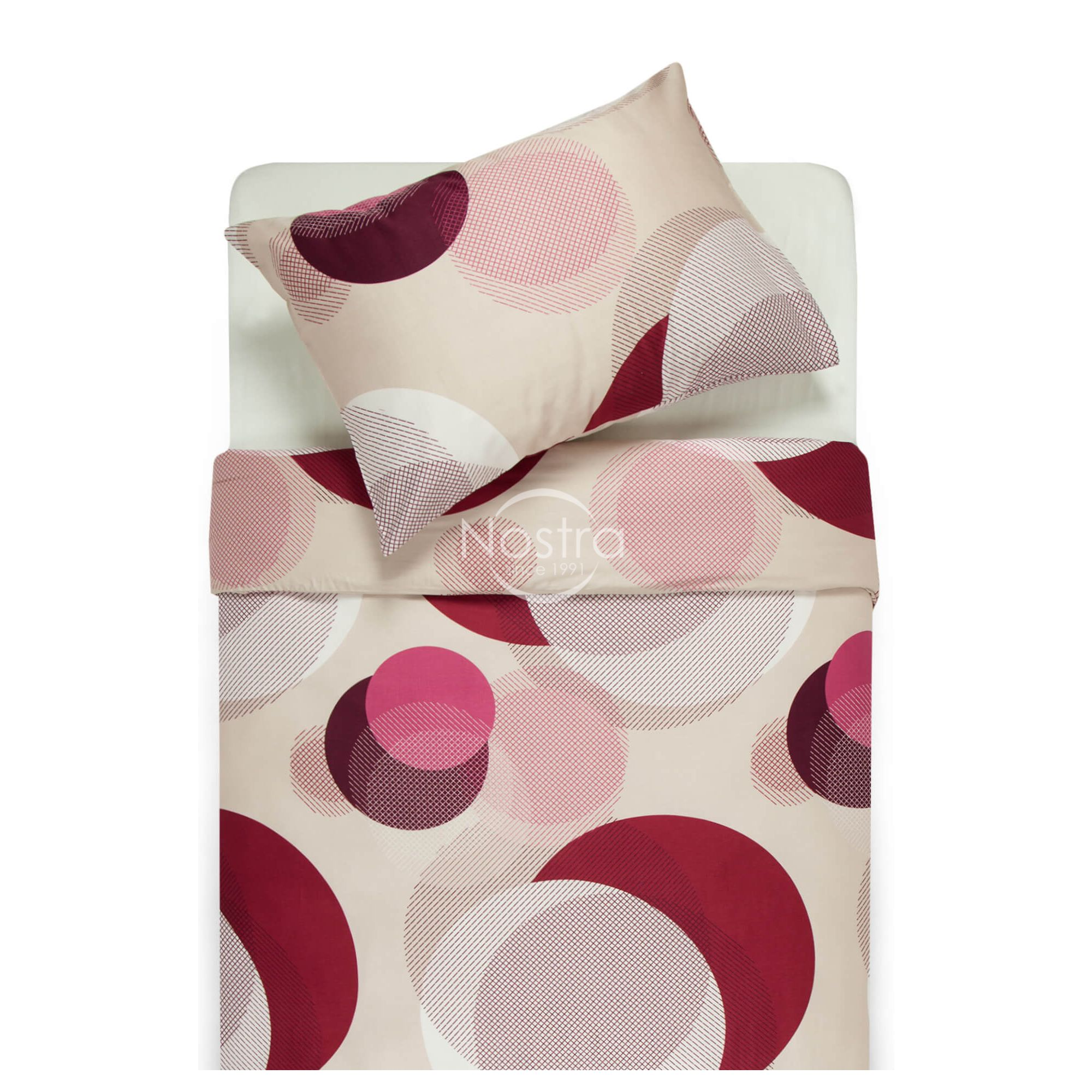 Sateen bedding set AGOTA