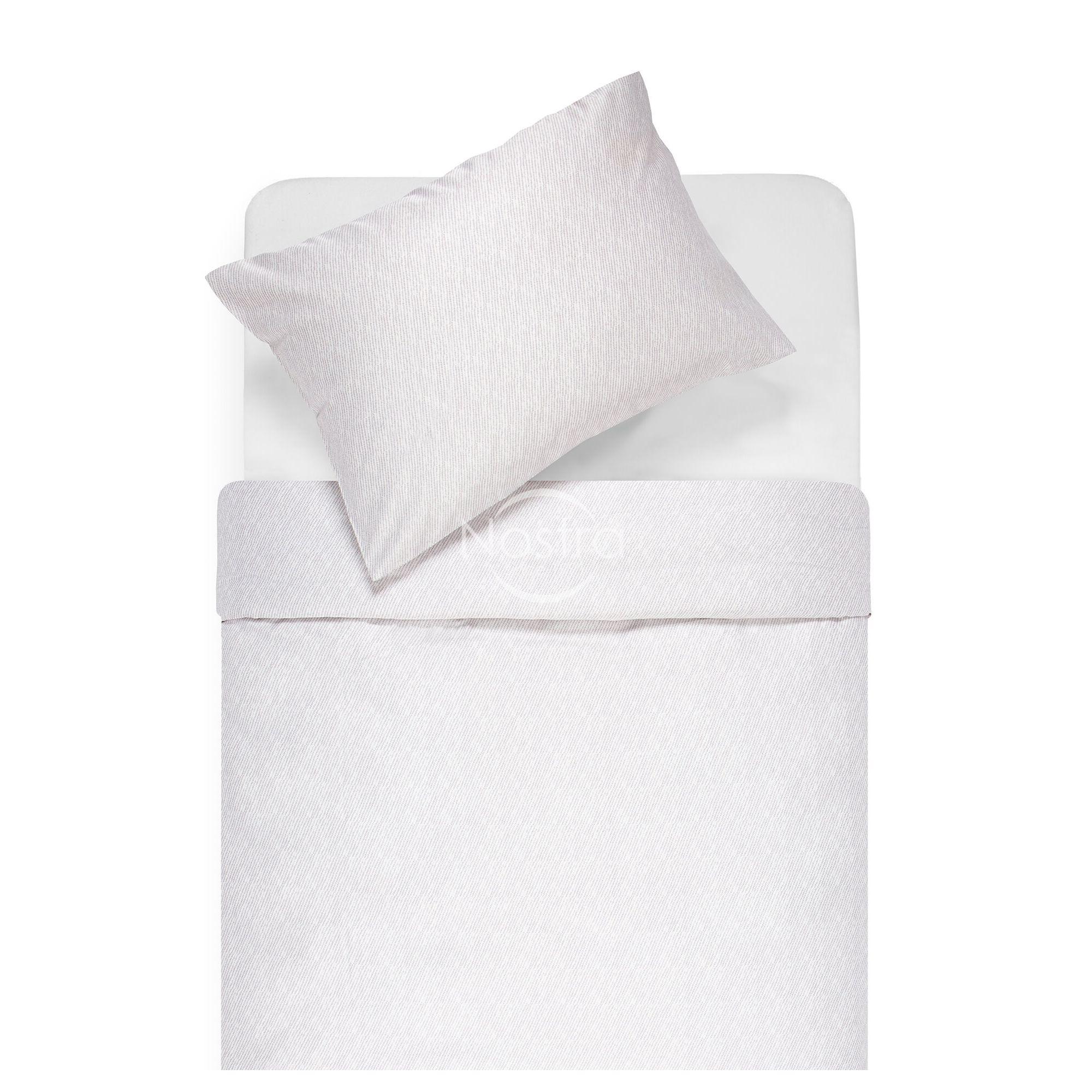 Satīna gultas veļa AGAFIA 40-1179-L.GREY