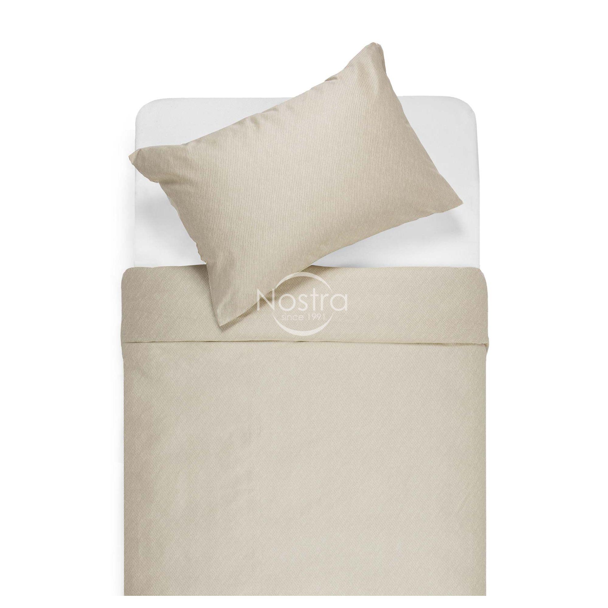 Satīna gultas veļa AGAFIA 40-1179-CREAM
