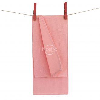 Kitchen towel WAFEL-170 00-0254-PEACH