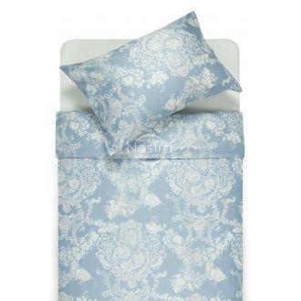 Постельное белье из Mako Сатина CECILIA 40-0876-FOREVER BLUE