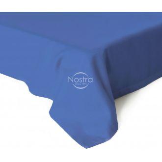 Satīna palagi bez gumijas 00-0271-BLUE
