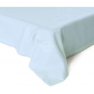Flat sateen sheets 00-0270-L.BLUE