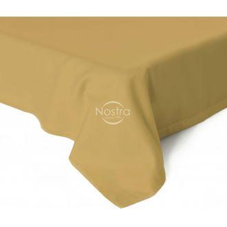 Flat sateen sheets 00-0222-GOLDEN CRE