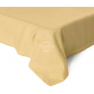 Flat sateen sheets 00-0060-BEIGE
