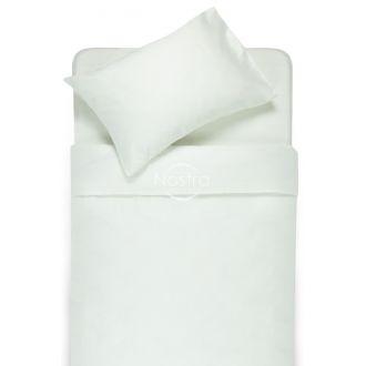 Satīna gultas veļa ADYNA 00-0000-OP.WHITE