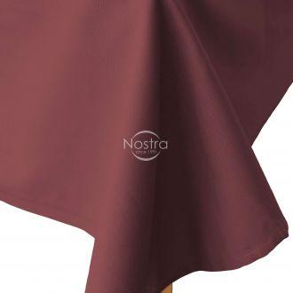 Kokvilnas palags 00-0023-WINE RED