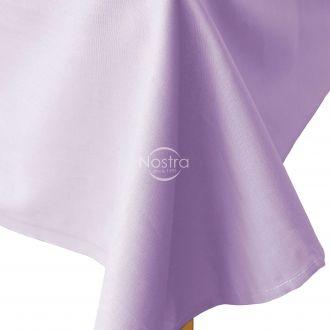 Flat cotton sheet 00-0033-SOFT LILAC