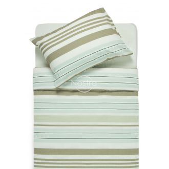 Seersucker bedding set ELLY 30-0523-GREY