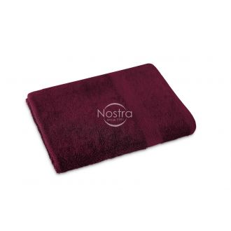 Towels 550 g/m2 550-BURGUNDY