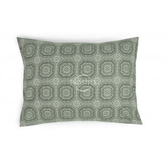 Flannel pillow cases with zipper 40-1044-GREY