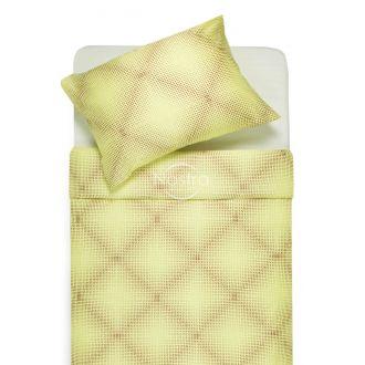 Постельное белье из Mako Сатина CAROLINE 30-0450-YELLOW
