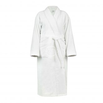 Bathrobe SHAWL-360 00-0000-OPT.WHITE
