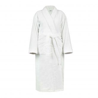 Bathrobe SHAWL-360 00-0000-OPT.WHITE