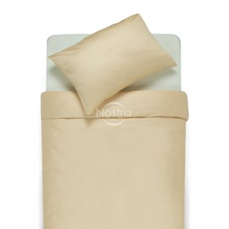 Sateen bedding set ADRINA 00-0060-0 BEIGE MON